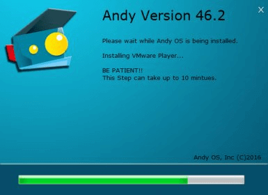 9Apps for PC Using Andyroid